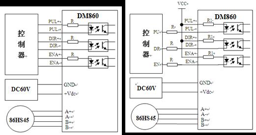 雷赛dm860数字步进电机驱动器